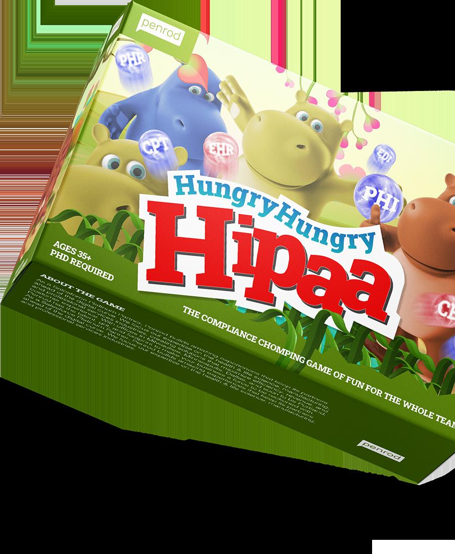 Hungry Hungry Salesforce HIPAA